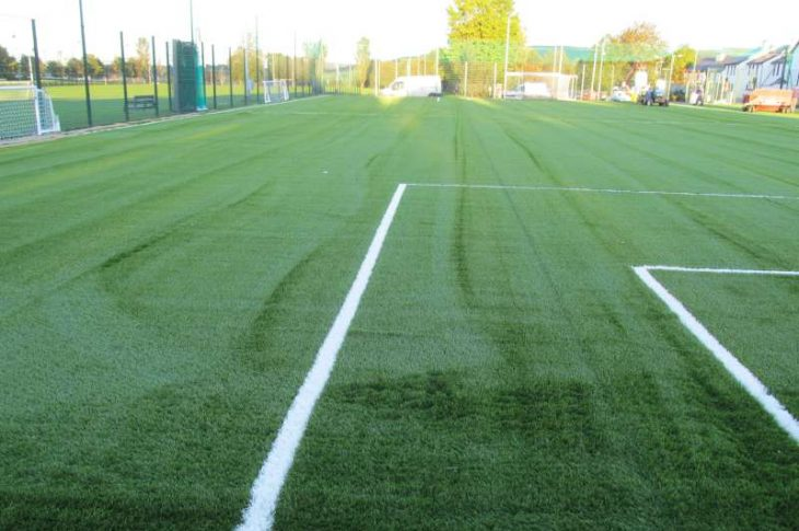 artificial-grass maintenance