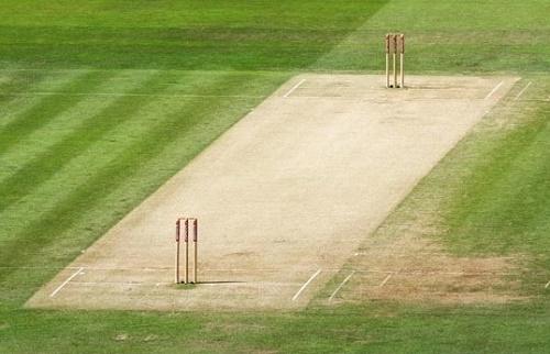 Artificial Cricket Wicket Installation